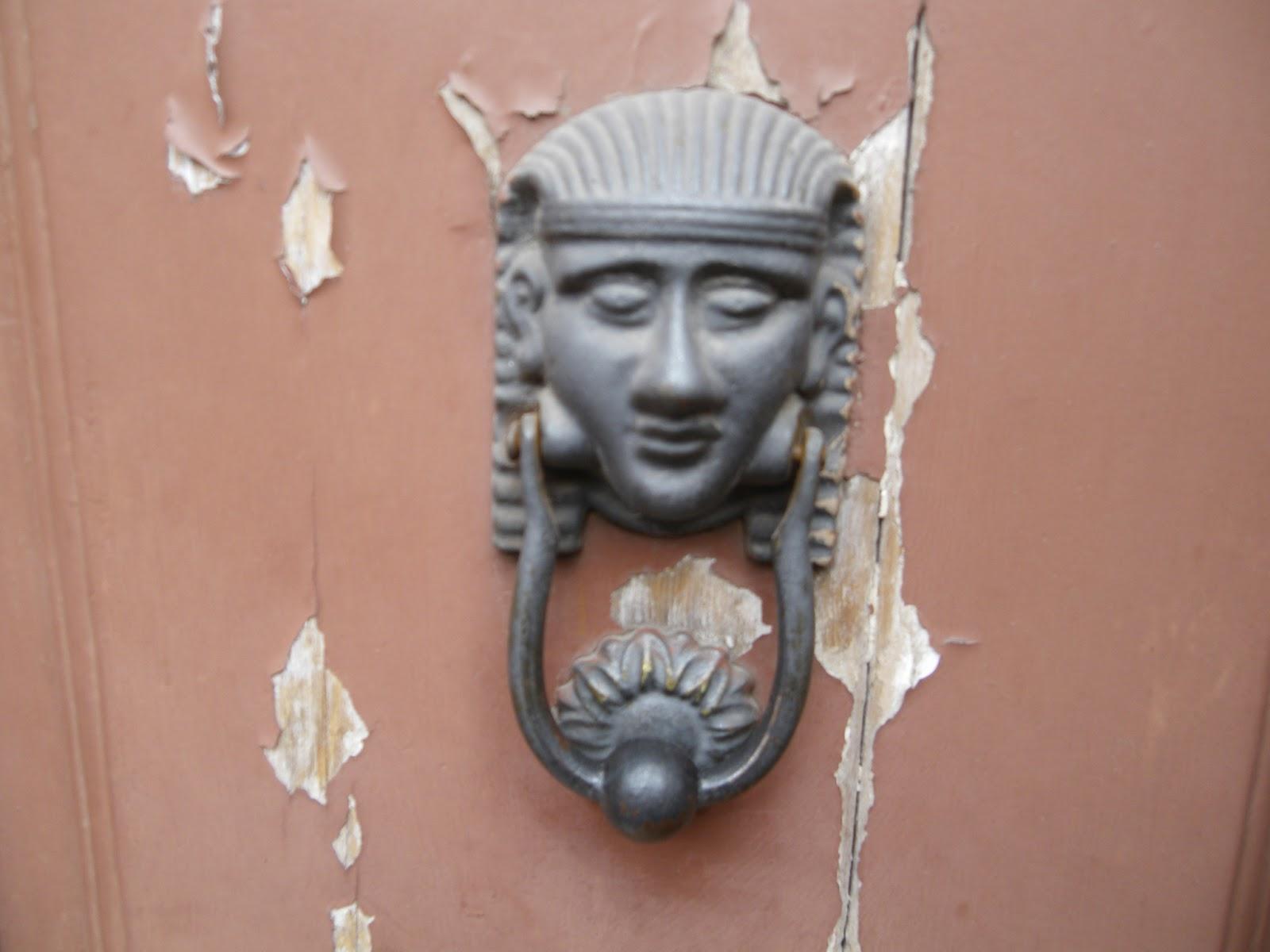 Cronarmerina oggetto utile ma in disuso - Batacchio porta ...